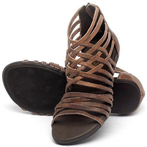 Laranja_Lima_Shoes_Sapatos_Femininos_Sandalia_Rasteira_Flat_em_Couro_Marrom_-_Codigo_-_137188_2