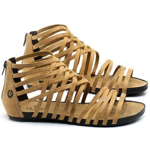 Laranja_Lima_Shoes_Sapatos_Femininos_Sandalia_Rasteira_Flat_em_Couro_Amarelo_-_Codigo_-_137188_1