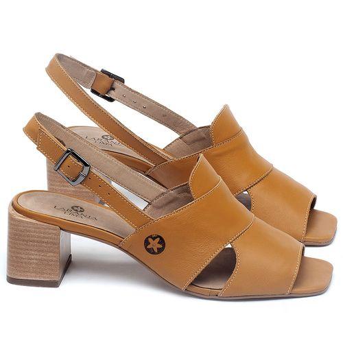 Laranja_Lima_Shoes_Sapatos_Femininos_Sandalia_Laranja_Lima_Shoes_Classic_em_Couro_Amarelo_-_Codigo_-_9492_1
