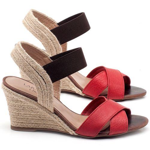 Laranja_Lima_Shoes_Sapatos_Femininos_Ana_Bela_Corda_Salto_de_7_cm_em_Couro_Vermelho_-_Codigo_-_9443_1