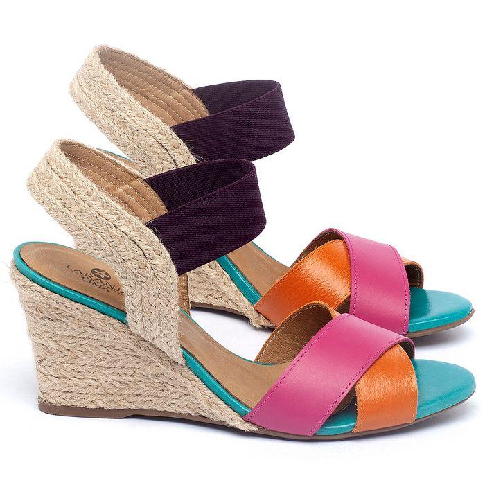 Laranja_Lima_Shoes_Sapatos_Femininos_Ana_Bela_Corda_Salto_de_7_cm_em_Couro_Multicolor_-_Codigo_-_9443_1