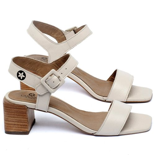 Laranja_Lima_Shoes_Sapatos_Femininos_Sandalia_Laranja_Lima_Shoes_Classic_em_Couro_Off-White_-_Codigo_-_9485_1