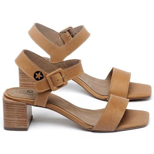 Laranja_Lima_Shoes_Sapatos_Femininos_Sandalia_Laranja_Lima_Shoes_Classic_em_Couro_Bege_-_Codigo_-_9485_1