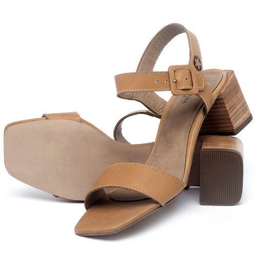Laranja_Lima_Shoes_Sapatos_Femininos_Sandalia_Laranja_Lima_Shoes_Classic_em_Couro_Bege_-_Codigo_-_9485_2