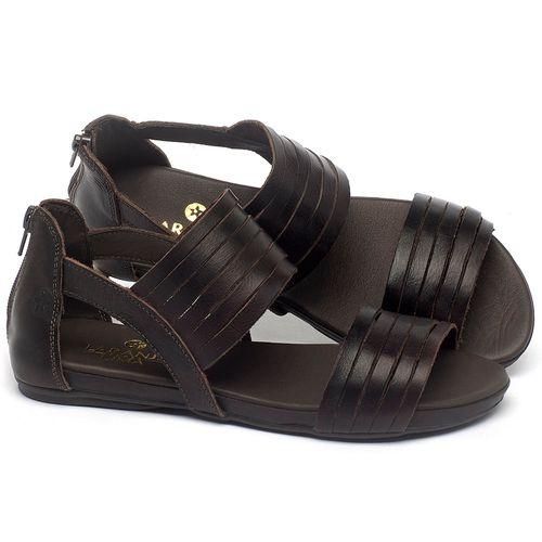 Laranja_Lima_Shoes_Sapatos_Femininos_Sandalia_Rasteira_Flat_em_Couro_Cafe_-_Codigo_-_137290_1