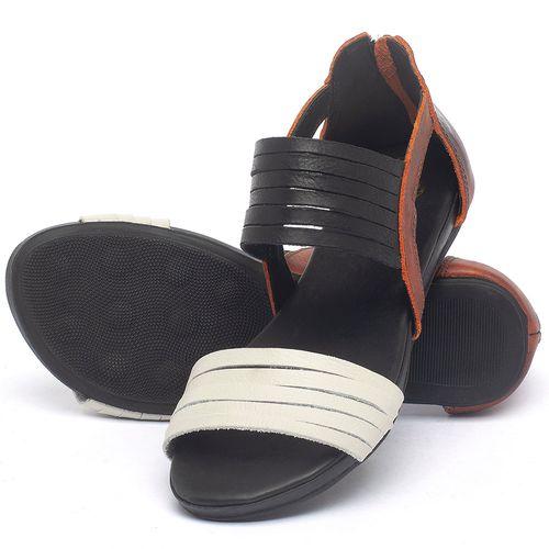 Laranja_Lima_Shoes_Sapatos_Femininos_Sandalia_Rasteira_Flat_em_Couro_Colorido_-_Codigo_-_137290_2