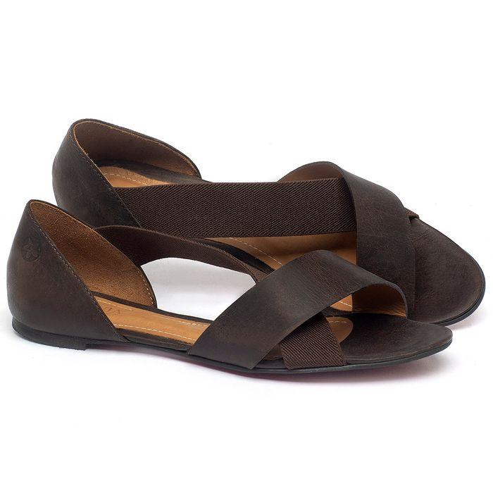 Laranja_Lima_Shoes_Sapatos_Femininos_Sandalia_Rasteira_Flat_em_Couro_Marrom_-_Codigo_-_56121_1