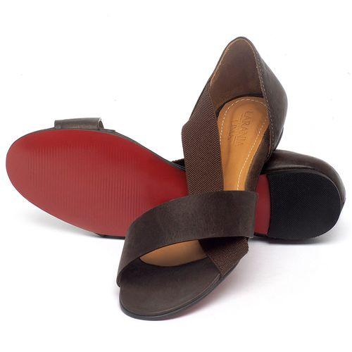 Laranja_Lima_Shoes_Sapatos_Femininos_Sandalia_Rasteira_Flat_em_Couro_Marrom_-_Codigo_-_56121_2