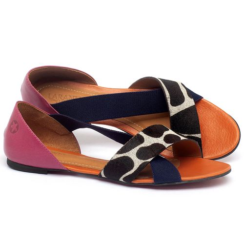 Laranja_Lima_Shoes_Sapatos_Femininos_Sandalia_Rasteira_Flat_em_Couro_Animal_Print_-_Codigo_-_56121_1