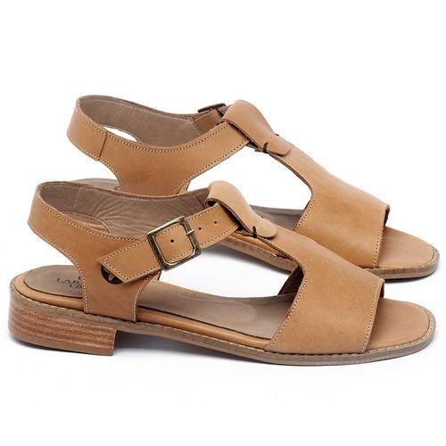 Laranja_Lima_Shoes_Sapatos_Femininos_Sandalia_Laranja_Lima_Shoes_Classic_em_Couro_Caramelo_-_Codigo_-_9483_1