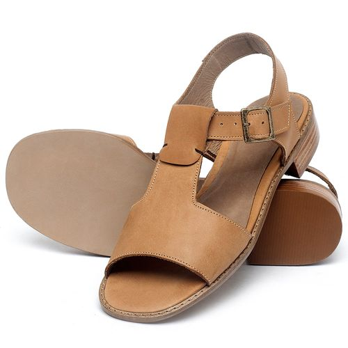 Laranja_Lima_Shoes_Sapatos_Femininos_Sandalia_Laranja_Lima_Shoes_Classic_em_Couro_Caramelo_-_Codigo_-_9483_2
