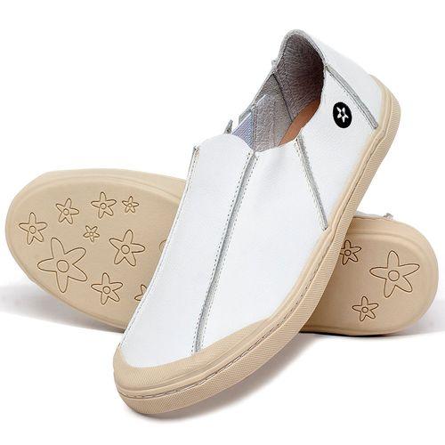 Laranja_Lima_Shoes_Sapatos_Femininos_Tenis_Cano_Baixo_em_Couro_Branco_-_Codigo_-_141148_2