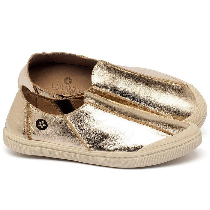 Laranja_Lima_Shoes_Sapatos_Femininos_Tenis_Cano_Baixo_em_Couro_Metalizado_-_Codigo_-_141148_1