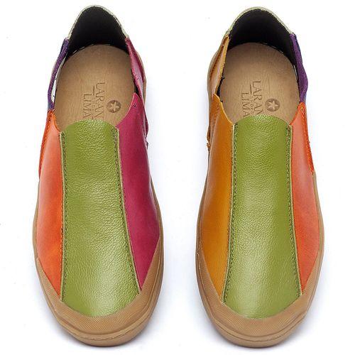 Laranja_Lima_Shoes_Sapatos_Femininos_Tenis_Cano_Baixo_em_Couro_Colorido_-_Codigo_-_141148_3