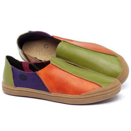 Laranja_Lima_Shoes_Sapatos_Femininos_Tenis_Cano_Baixo_em_Couro_Colorido_-_Codigo_-_141148_1
