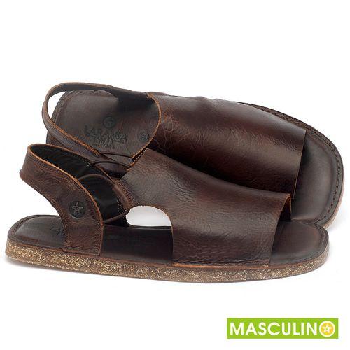 Laranja_Lima_Shoes_Sapatos_Masculinos_Rasteira_em_Couro_Marrom_-_Codigo_-_141178_1