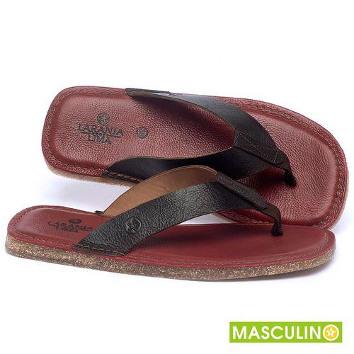 Laranja_Lima_Shoes_Sapatos_Masculinos_Rasteira_em_Couro_Cafe_-_Codigo_-_141182_1