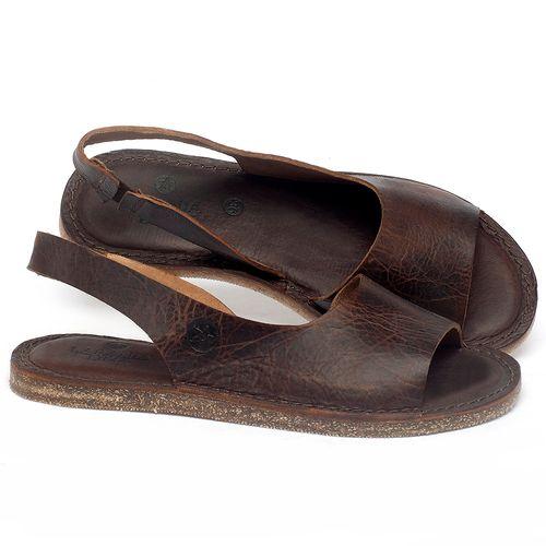 Laranja_Lima_Shoes_Sapatos_Femininos_Sandalia_Rasteira_Flat_em_Couro_Marrom_-_Codigo_-_141163_1