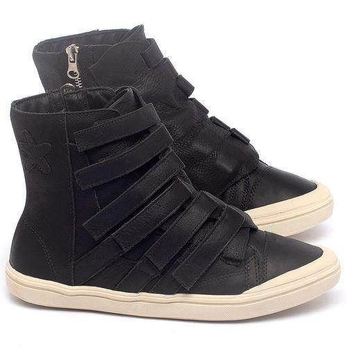 Laranja_Lima_Shoes_Sapatos_Femininos_Tenis_Cano_Alto_em_Couro_Preto_-_Codigo_-_56226_1