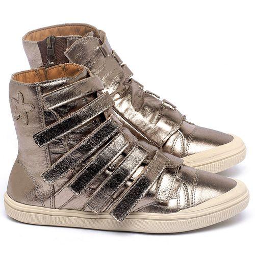 Laranja_Lima_Shoes_Sapatos_Femininos_Tenis_Cano_Alto_em_Couro_Metalizado_-_Codigo_-_56226_1