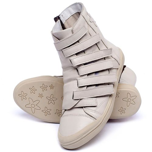 Laranja_Lima_Shoes_Sapatos_Femininos_Tenis_Cano_Alto_em_Couro_Off-White_-_Codigo_-_56226_2