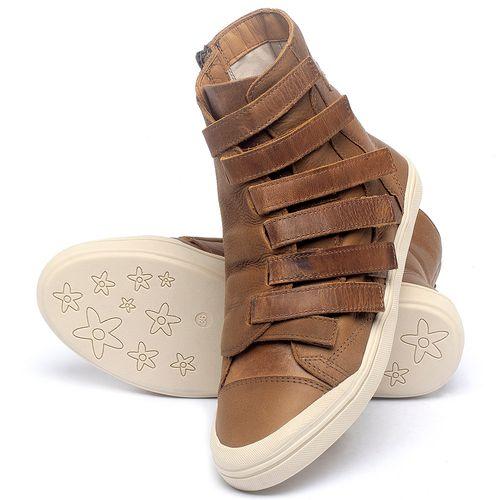 Laranja_Lima_Shoes_Sapatos_Femininos_Tenis_Cano_Alto_em_Couro_Caramelo_-_Codigo_-_56226_2