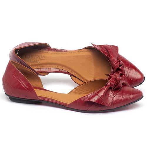 Laranja_Lima_Shoes_Sapatos_Femininos_Sapatilha_Bico_Fino_em_Couro_Animal_Print_-_Codigo_-_56222_1