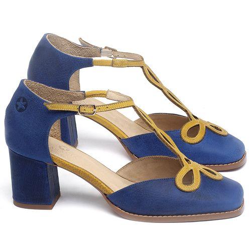 Laranja_Lima_Shoes_Sapatos_Femininos_Sandalia_Laranja_Lima_Shoes_Classic_Salto_de_6_cm_em_Couro_Azul_-_Codigo_-_3736_1