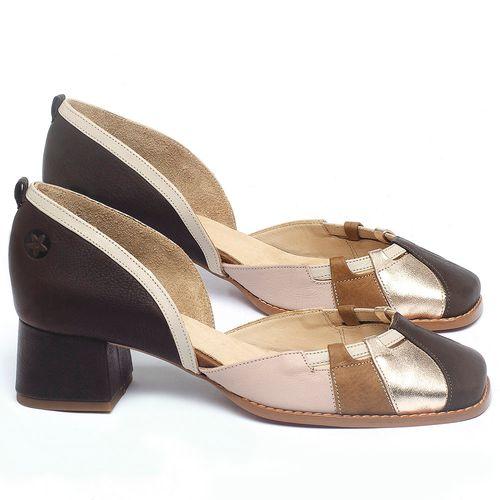 Laranja_Lima_Shoes_Sapatos_Femininos_Scarpin_Salto_Baixo_de_4_cm_em_Couro_Multicolor_-_Codigo_-_3740_1