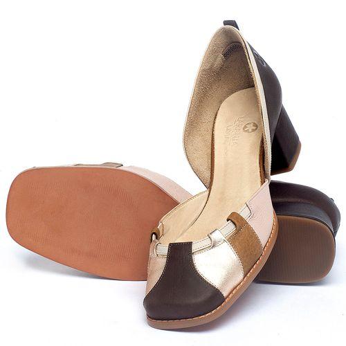 Laranja_Lima_Shoes_Sapatos_Femininos_Scarpin_Salto_Baixo_de_4_cm_em_Couro_Multicolor_-_Codigo_-_3740_2