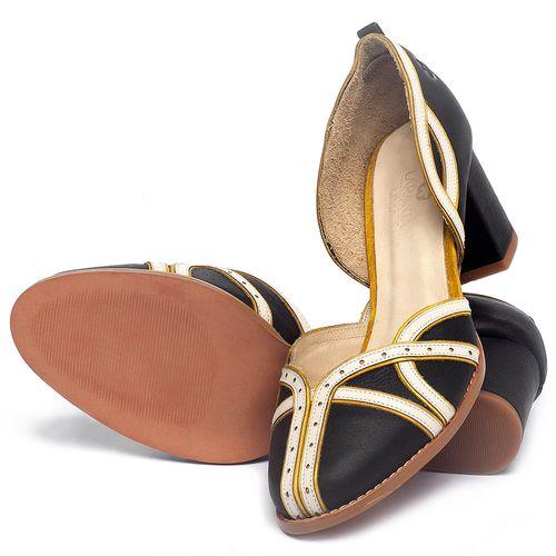 Laranja_Lima_Shoes_Sapatos_Femininos_Scarpin_Salto_Medio_de_6_cm_em_Couro_Multicolor_-_Codigo_-_3742_2