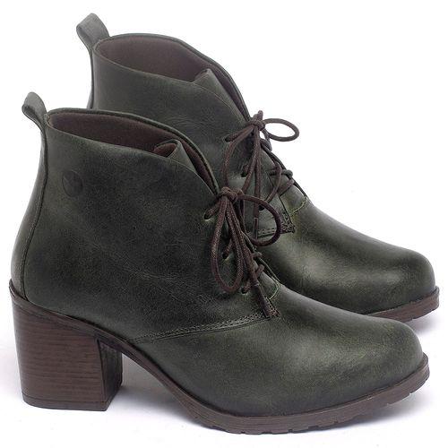 Laranja_Lima_Shoes_Sapatos_Femininos_Bota_Cano_Curto_Salto_de_6_cm_em_Couro_Verde_-_Codigo_-_137261_1