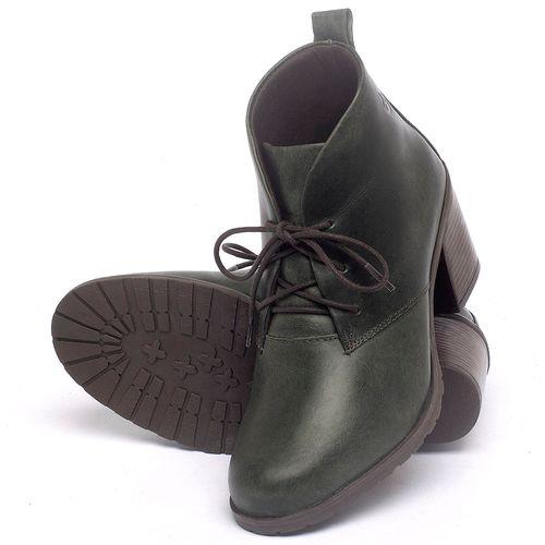 Laranja_Lima_Shoes_Sapatos_Femininos_Bota_Cano_Curto_Salto_de_6_cm_em_Couro_Verde_-_Codigo_-_137261_2
