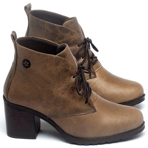 Laranja_Lima_Shoes_Sapatos_Femininos_Bota_Cano_Curto_Salto_de_6_cm_em_Couro_Marrom_-_Codigo_-_137261_1