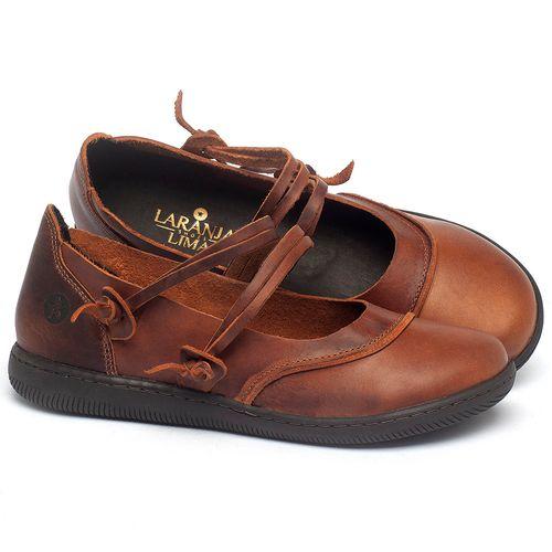 Laranja_Lima_Shoes_Sapatos_Femininos_Flat_Shoes_em_Couro_Laranja_-_Codigo_-_137267_1