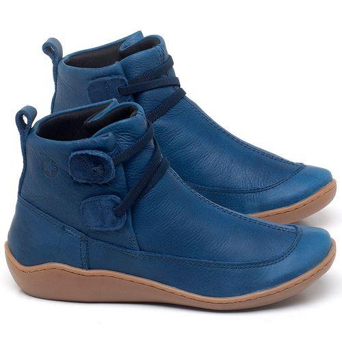 Laranja_Lima_Shoes_Sapatos_Femininos_Tenis_Cano_Alto_em_Couro_Azul_-_Codigo_-_139029_1