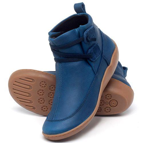 Laranja_Lima_Shoes_Sapatos_Femininos_Tenis_Cano_Alto_em_Couro_Azul_-_Codigo_-_139029_2