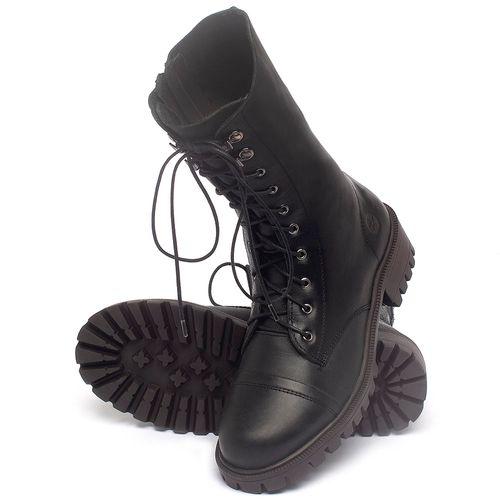 Laranja_Lima_Shoes_Sapatos_Femininos_Bota_Cano_Medio_Salto_de_4_cm_em_Couro_Preto_-_Codigo_-_137237_2