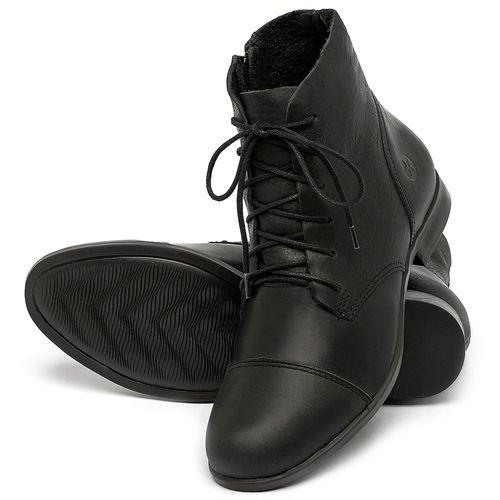 Laranja_Lima_Shoes_Sapatos_Femininos_Bota_Cano_Curto_em_Couro_Preto_-_Codigo_-_137323_2