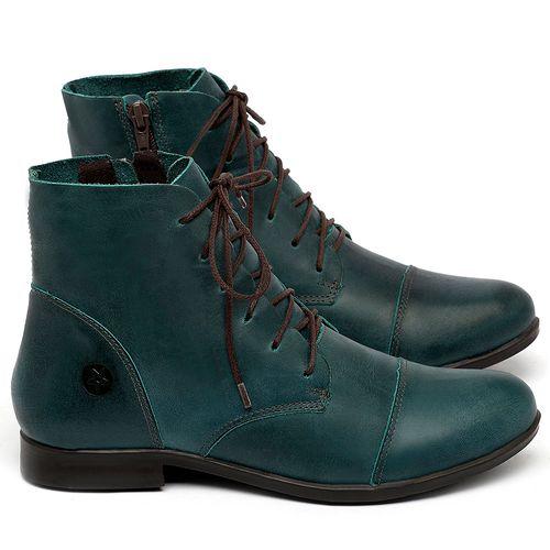 Laranja_Lima_Shoes_Sapatos_Femininos_Bota_Cano_Curto_em_Couro_Azul_-_Codigo_-_137323_1