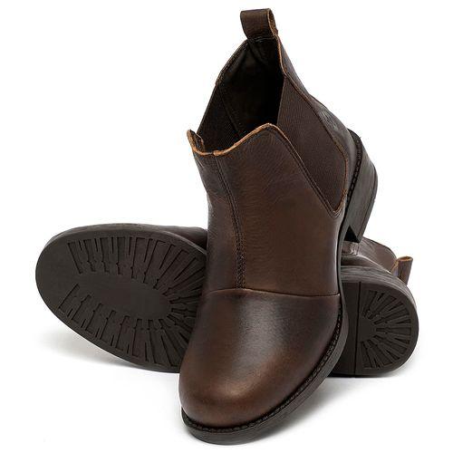 Laranja_Lima_Shoes_Sapatos_Femininos_Bota_Cano_Curto_em_Couro_Marrom_-_Codigo_-_141185_2