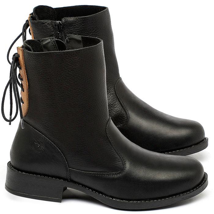 Laranja_Lima_Shoes_Sapatos_Femininos_Bota_Cano_Medio_em_Couro_Preto_-_Codigo_-_141188_1