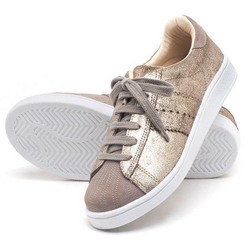Laranja_Lima_Shoes_Sapatos_Femininos_Tenis_Cano_Baixo_em_Couro_Metalizado_-_Codigo_-_99093_2
