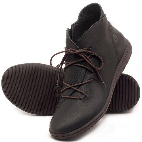 Laranja_Lima_Shoes_Sapatos_Femininos_Tenis_Cano_Alto_em_Couro_Preto_-_Codigo_-_137254_2