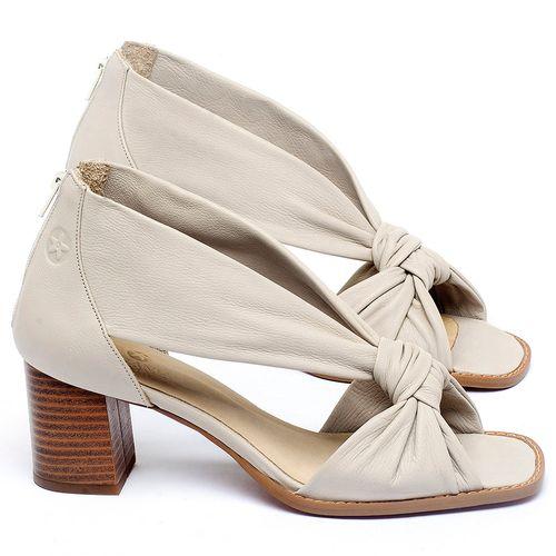 Laranja_Lima_Shoes_Sapatos_Femininos_Sandalia_Laranja_Lima_Shoes_Classic_em_Couro_Off-White_-_Codigo_-_3743_1