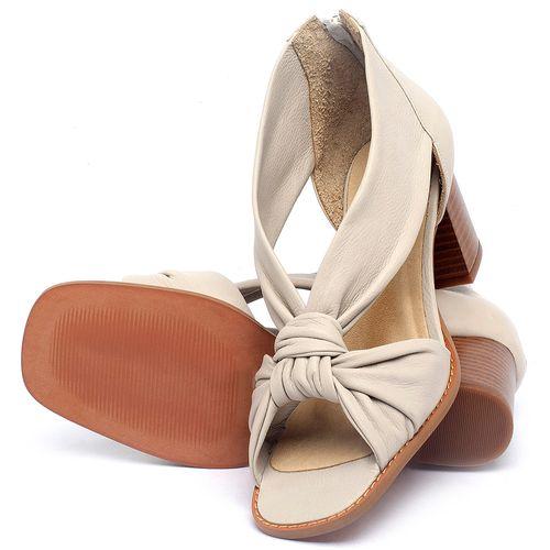 Laranja_Lima_Shoes_Sapatos_Femininos_Sandalia_Laranja_Lima_Shoes_Classic_em_Couro_Off-White_-_Codigo_-_3743_2