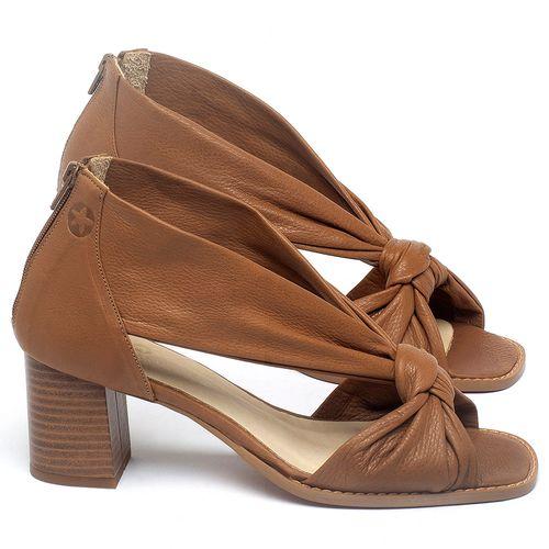 Laranja_Lima_Shoes_Sapatos_Femininos_Sandalia_Laranja_Lima_Shoes_Classic_em_Couro_Caramelo_-_Codigo_-_3743_1