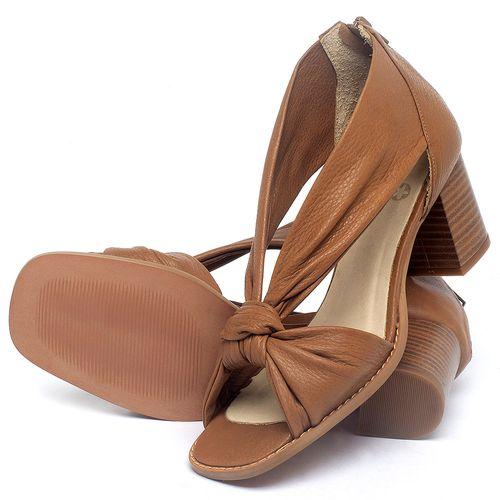 Laranja_Lima_Shoes_Sapatos_Femininos_Sandalia_Laranja_Lima_Shoes_Classic_em_Couro_Caramelo_-_Codigo_-_3743_2