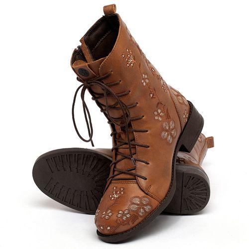 Laranja_Lima_Shoes_Sapatos_Femininos_Bota_Cano_Curto_Salto_de_2_cm_em_Couro_Caramelo_-_Codigo_-_141083_2