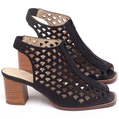 Laranja_Lima_Shoes_Sapatos_Femininos_Sandalia_Laranja_Lima_Shoes_Classic_Salto_de_6_cm_em_Couro_Preto_-_Codigo_-_3727_1